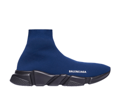 Balenciaga Speed Trainer темно-синие