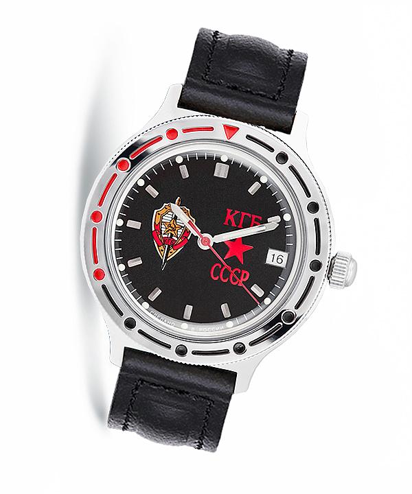 0d4bac62 Командирские КГБ СССР - Часы наручные ВОСТОК- 921457