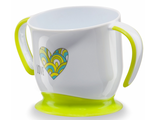 Happy Baby Кружка на присоске BABY CUP WITH SUCTION BASE