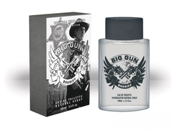 Sherif and Big Gun perfumes for men - Delta Parfum