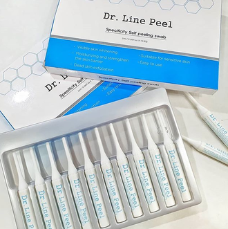 Пилинг для лица Dr.Line Peel Specificity Self Peeling Swab 2млх1шт