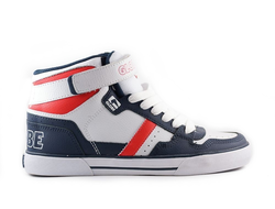 Кроссовки Globe Superfly Vulcan White Red Navy