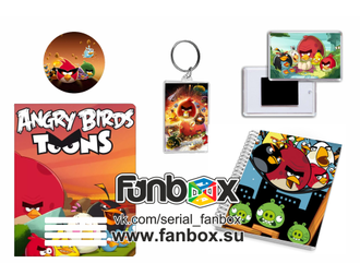 Fanbox: Angry Birds