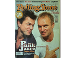 Rolling Stone Germany Magazine October 1999 Sting, Campino,David Bowie Иностранные журналы, Intpress