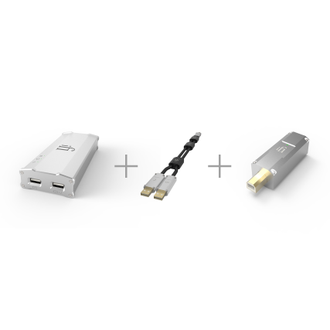 IFI Gemini Dual-Headed Cable 0.7 в soundwavestore-company.ru