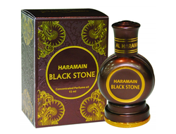 Арабские духи Black stone Al Haramein 15ml