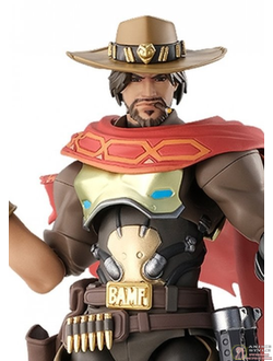 Фигурка фигма Маккри (McCree by figma)