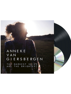 Anneke van Giersbergen - The Darkest Skies Are The Brightest LP+CD