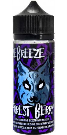 Freeze Breeze Forest Berry 3 мг/120 мл