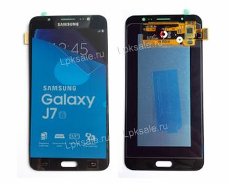 Дисплей для Samsung Galaxy J7 2016 SM-J710F/DS Black