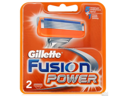 Gillette FUSION Power 2 шт.