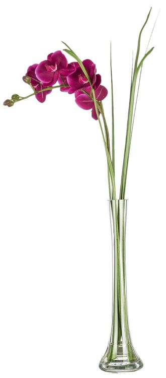 Цветок в геле  SIA ORCHID ARRGT IN VASE , 093839 ,
