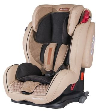 Coletto Sportivo Only IsoFix Beige