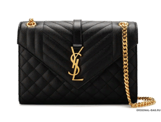 Yves Saint Laurent Classic Monogram medium