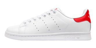 Кроссовки Adidas Stan Smith White collegiate Red (m20326) арт: 5012-6 (размеры 36-40)