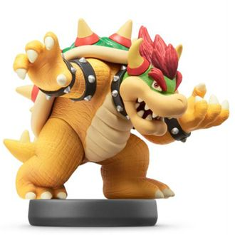 Amiibo Боузер (коллекция Super Smash Bros.)
