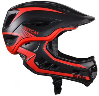 "ШЛЕМ FULLFACE -""S""- RAPTOR (BLACK/RED)"