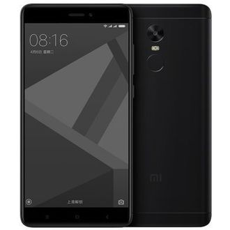 Xiaomi Redmi Note 4X 3/32Gb Black (Global) (rfb)