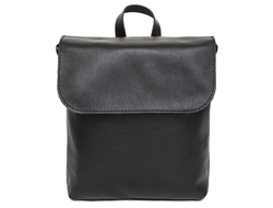 5316cc5e524e Soroko Сороко кожаный черный рюкзак City Mini Black www.soroko-shop.com
