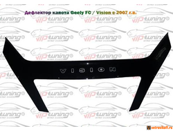 Geely FC/Vision 2007  дефлектор капота