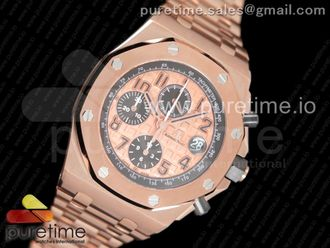 Royal Oak Offshore 2014 Gold Theme