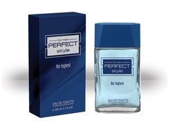 Perfect Style perfumes for men - Delta Parfum
