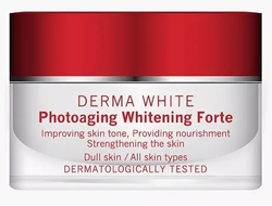 Cell Fusion C / PHOTOAGING WHITENING FORTE / КРЕМ ВЫРАВНИВАЮЩИЙ ТОН ЗРЕЛОЙ КОЖИ