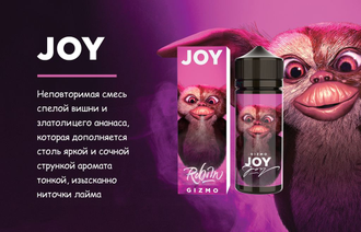 Жидкость GIZMO Salt 30ml Joy