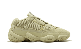 Adidas Yeezy 500 Super Moon Yellow  Унисекс (36-45)