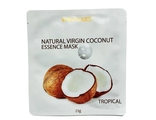 Маска для лица с экстрактом кокоса natural virgin coconut essence mask 23 гр