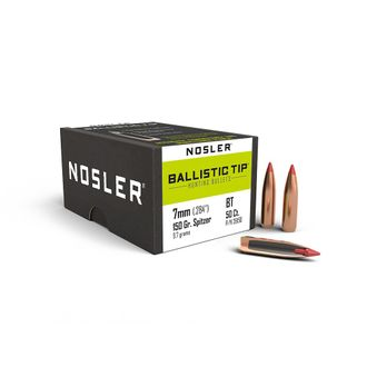 7mm 150gr Ballistic Tip® Hunting Bullet (50ct)