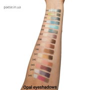 OPAL EYESHADOWS TRIO PERL. SILK PAESE