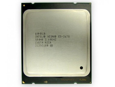 Процессор Intel Xeon E5-2670 v1 Sandy Bridge-EP (2600MHz, LGA2011, L3 20480Kb), SR0KH, oem