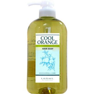 Шампунь для волос COOL ORANGE HAIR SOAP SUPER COOL - 600 ml