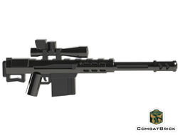 Anti-Anything Heavy Caliber Sniper Rifle - Fifty