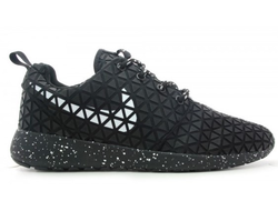 Nike Roshe run diamond black (41-45) Арт. 007М