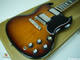 Gibson SG Standard 100 Years Les Paul 2015 NEW!