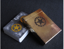 Desert Ranger Edition. Wasteland 2 Playing Cards Deck