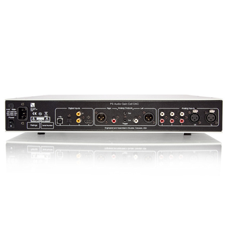 ЦАП транзисторный PS Audio Stellar Gain Cell DAC Silver
