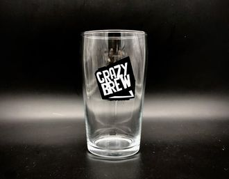 фото бокала Бокал Crazy brew glass крэйзи брю 0.5л екатеринбург