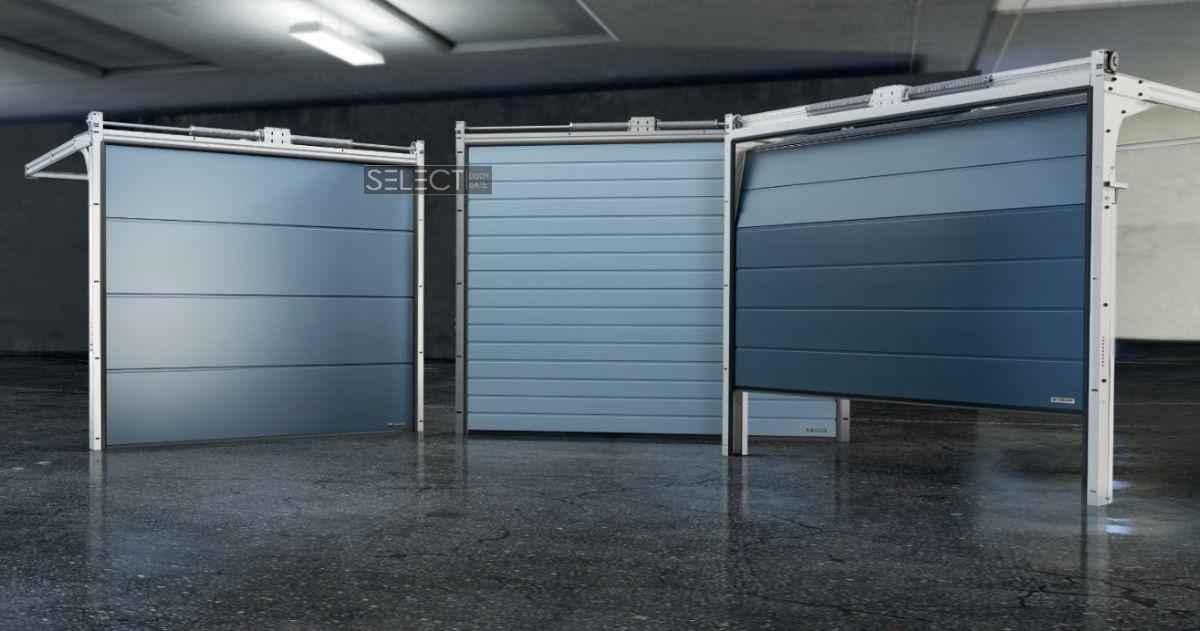 электрический привод для гаражных ворот - заказать привод из Европы