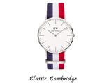 Стильные часы Daniel Wellington Classic Cambridge