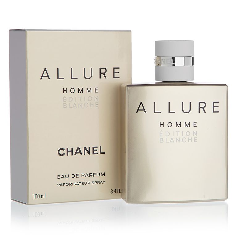 92cd2d343 Chanel Allure Homme Edition Blanche купить духи в интернет-магазине Duty  Free Perfume Shop