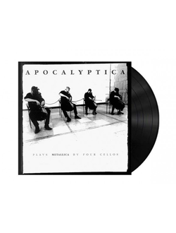 Apocalyptica - Plays Metallica By Four Cellos 2-LP + CD