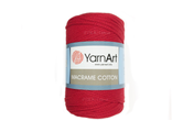 Macrame cotton 772 красный