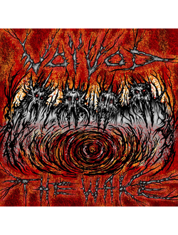 VOIVOD - The wake CD