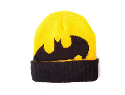 Шапка Batman Knitted logo