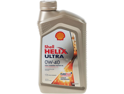 Масло моторное Shell HELIX ULTRA 0W-40 1л 550040758