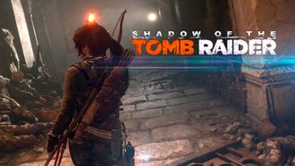 Shadow of the Tomb Raider  Sony playstation 4 (PS4) ( рус)