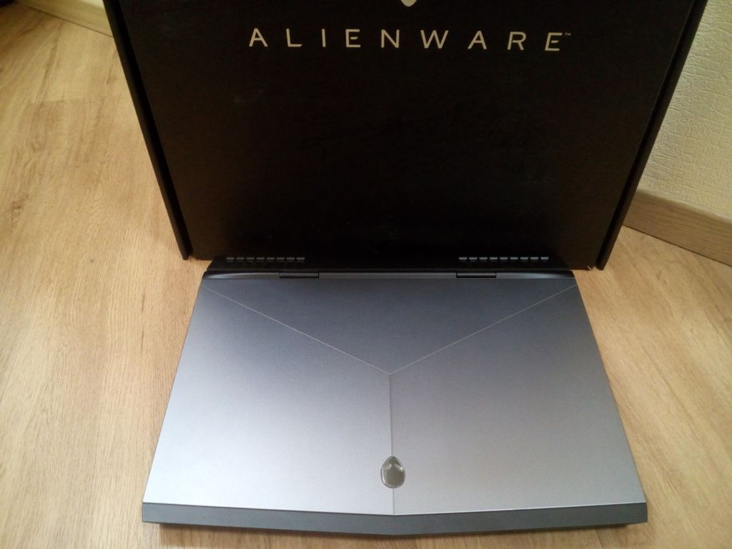 Ноутбуки - ALIENWARE R4